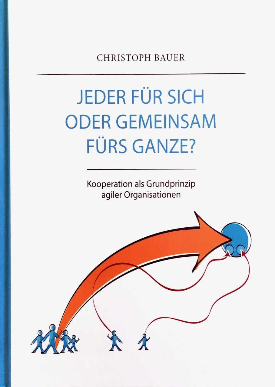Christoph Bauer, Buch