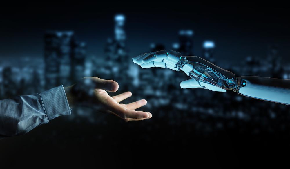 Mensch, Maschine, Duell, Unternehmen, Digitalisierung, Christoph Bauer