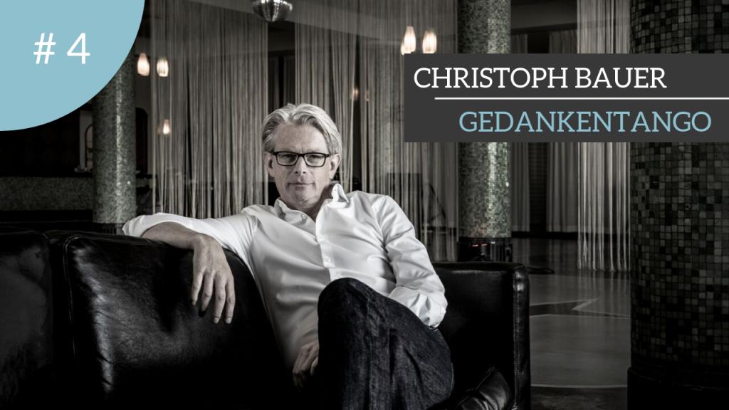 Christoph Bauer, Gedankentango, Zusammenarbeit
